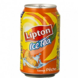 Lipton Ice Tea Pêche